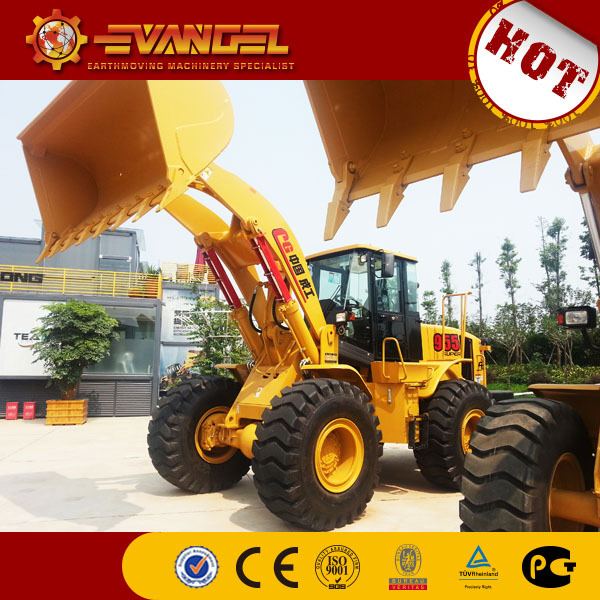 used front end loaders chenggong 955 Used Small Wheel Loader For Sale with cheap price