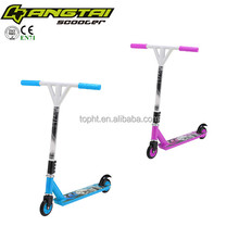 200mm Big Wheel Dirt Stunt Scooters For Sale