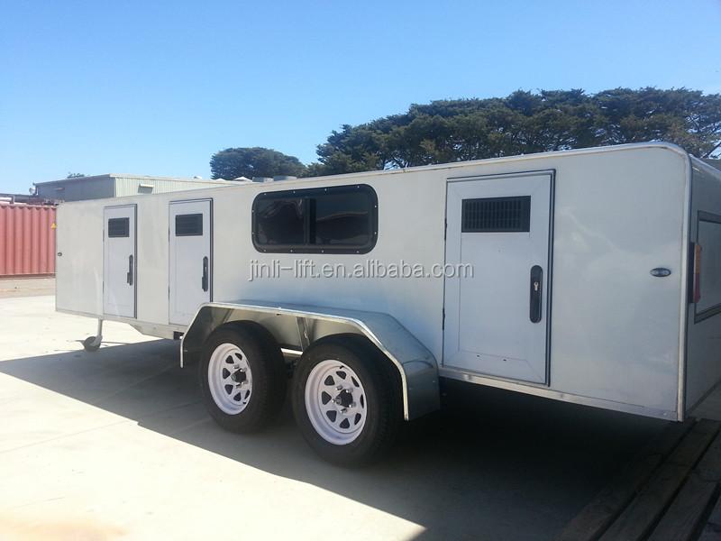 Chinese Dog Trailer With Caravan Doors Deluxe Dog Cart Buy Dog