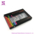 Color chalk Suitable for kindergarten kids Glitter washable color chalk for hair Multi colors round hair chalk comb