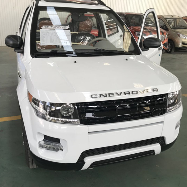 Hot Sell China Manufacture Battery Power SUV LHD/RHD Cheap Car Electric Adult for Sale