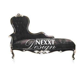 Pleasing Classical Lounge Chair Elegant Baroque Blacksilver By Nexxtdesign Buy New Classical Baroque Antique Luxury Lounge Chair Elegant Nexxtdesign Theyellowbook Wood Chair Design Ideas Theyellowbookinfo
