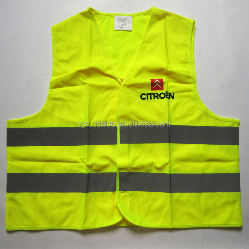 reflective training vest