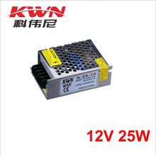 IP20 12V 2 Amp Neon Power Supply for Led Strip Light with Small Size
