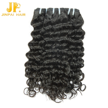 JP Hair 핫 품 Sexy Natural Black 처녀 레미 <span class=keywords><strong>사원</strong></span> 컬 Indian Hair