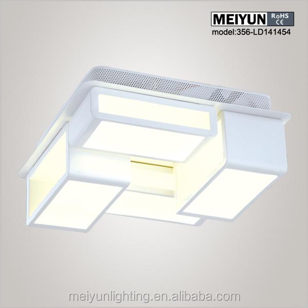 Led Modern Square Ceiling Light