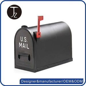 Casting Craftsman customized metal us mail post box