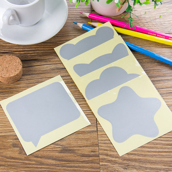 DIY Children Gold Scratch Art Paper Drawing Scratch Off Card
