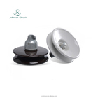 High Voltage Porcelain Disc Insulator with Cap and Pin/Suspension type Ceramic Insulator