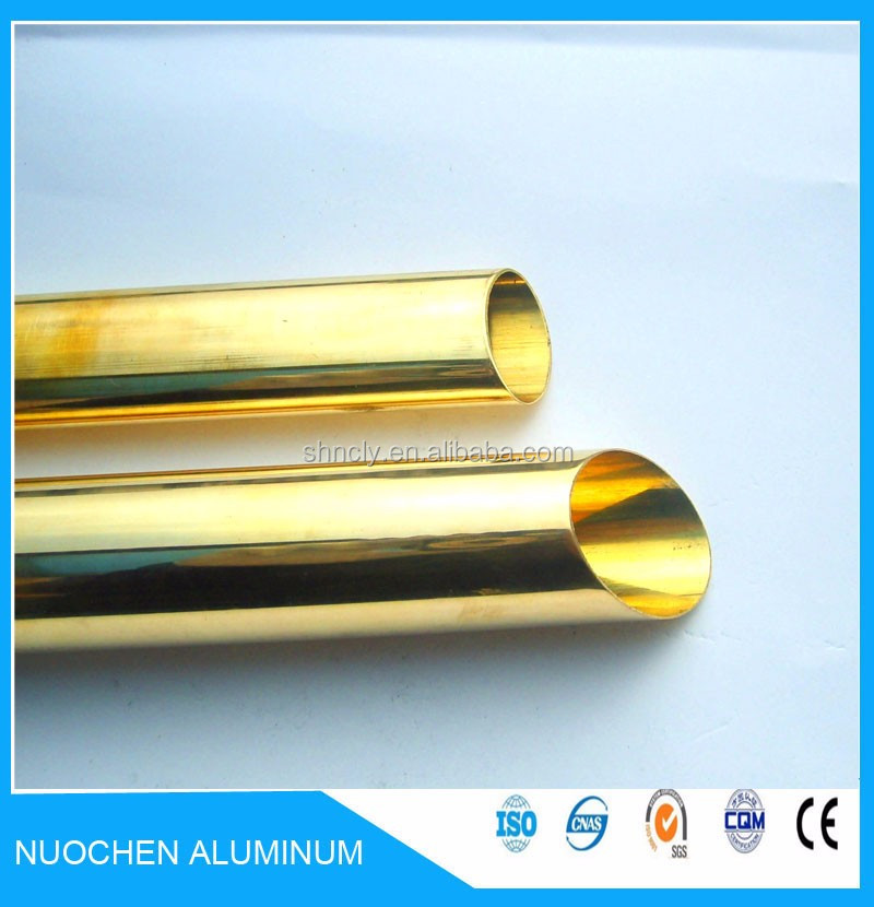 Good Price Led wide aluminium profile / aluminum alloy tube
