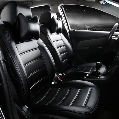 leather car seat cover four seasons for ford focus mondeo transit custom fiesta s max explorer. Black Bedroom Furniture Sets. Home Design Ideas