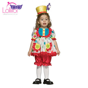 09d84de8db6 Clown Costume For Girl