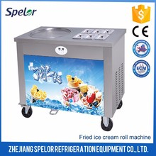 Hot Sale Best Quality Thai Fried Ice Cream Machine Roll