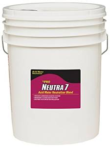 40 lb Pro Products Neutra 7® Acid Water Neutralizer Prevents corrosion Chemical Treatment