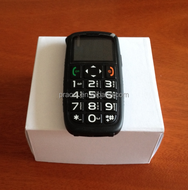 old people phone with SOS Alarm and Remote Monitor and Electronictorch Cheap price good service 1.77 inch dual sim