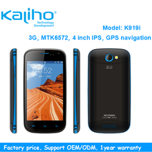 4 inch MTK dual core 3g mobile phone unbranded android phones