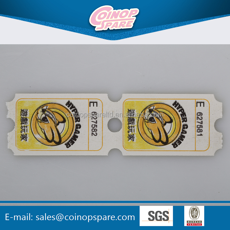 2017 New design coin operated ticket redemption basketball game