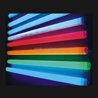 New product programmable guardrail ip65 waterproof rgb dmx led digital tube light