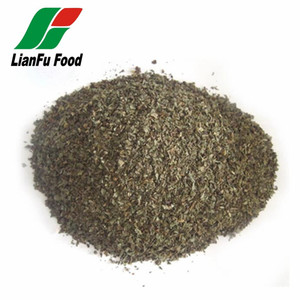 Dried spice origanum powder