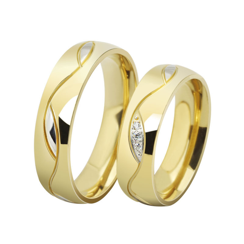 Ssr860002 New Arrival Wholesale Fashion 316i Stainless Steel Gold ...