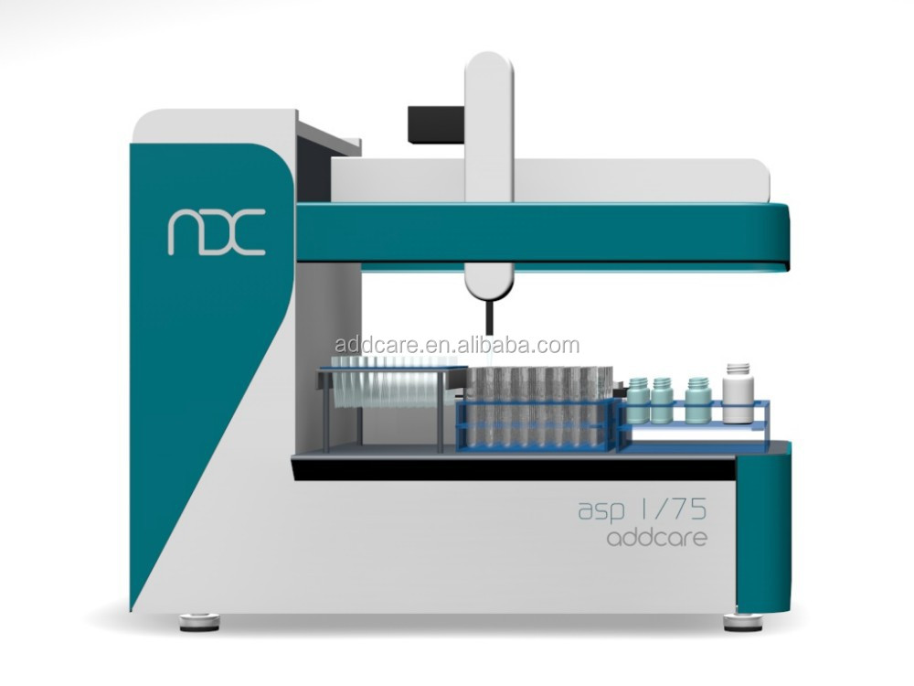 auto sample pipetting machine CE FDA ISO