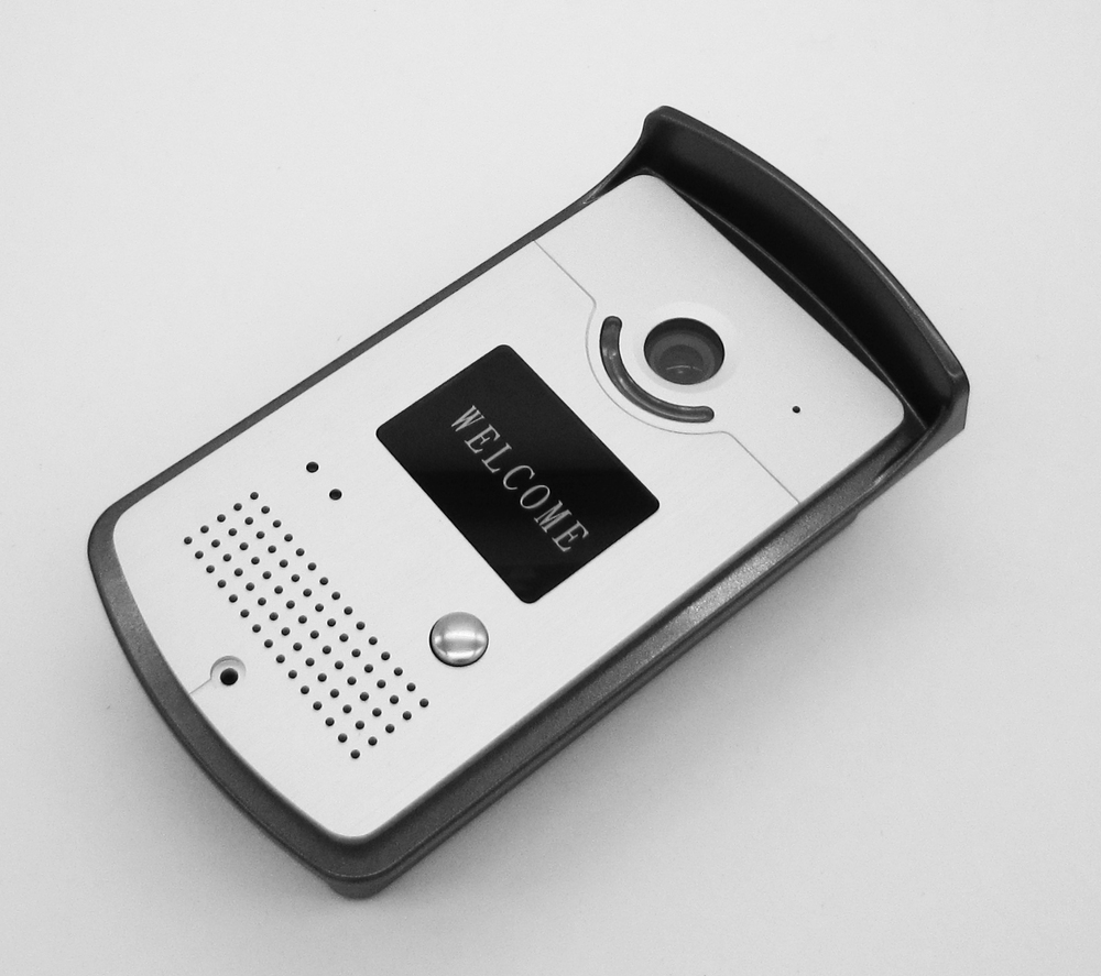 Smart Audio Video Door Calling Bellwifi Ip Video Door Bell Door