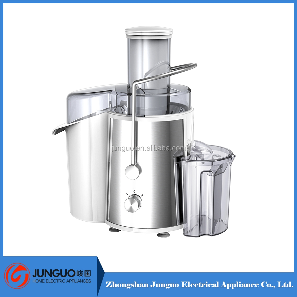 700W-800W powerful stainless steel anti-drip spout juicer with cup