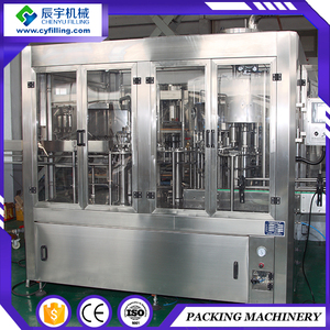 Universal plant at low cost pure turnkey project mineral water filling machine