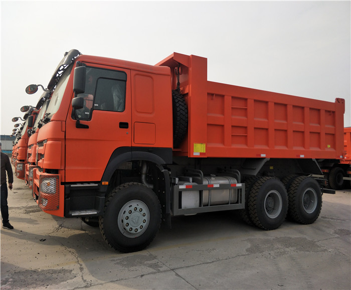 Sinotruk Howo 6x4 Tipper Truck 371HP Best Quality For Sale