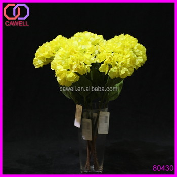 Real touch yellow wholesale artificial flower silk hydrangea buy real touch yellow wholesale artificial flower silk hydrangea mightylinksfo