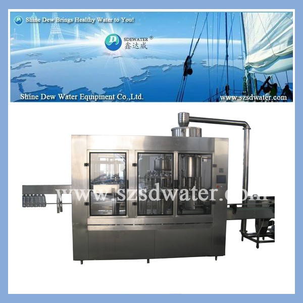 Automatic water bottling equipment /Automatic tea filling machine
