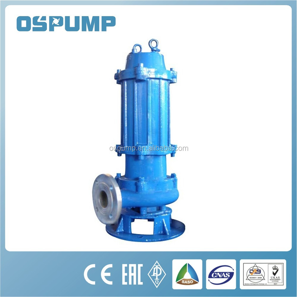 WQ/QW three phase submersible pump