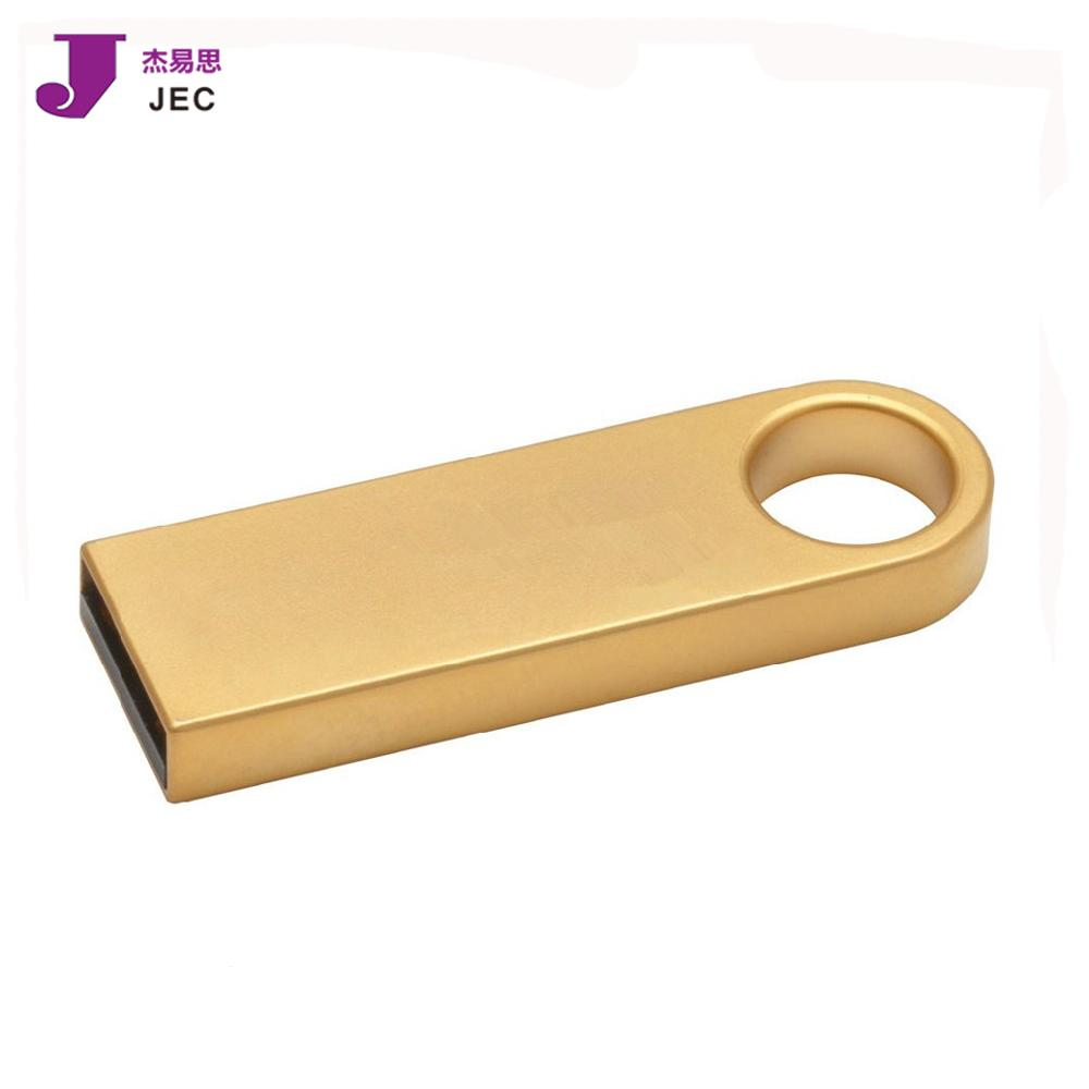 Popular Customized metal usb 2.0 flash drive with OEM/ODM Service Model:JEC-332