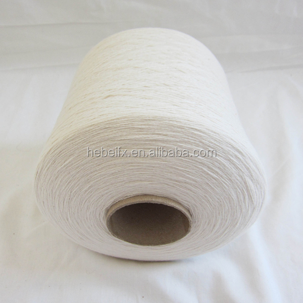 fashion soft linen knitting yarn healthy dyed 55% hemp 45% organic cotton organic linen yarn