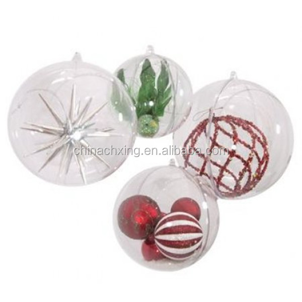 Clear Plastic Ball Ornaments Bulk For Malaysia - Buy Clear Plastic ...