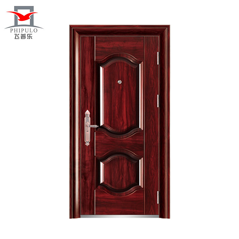 Chinese High Quality Kenya Steel <strong>Door</strong> Design Steel Security <strong>Door</strong>