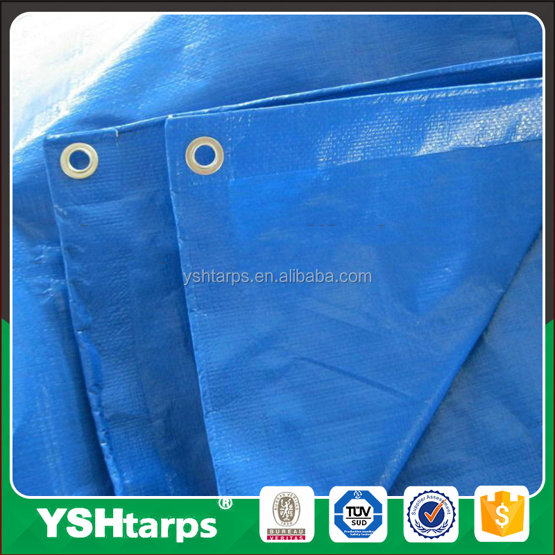waterproof tent fabric tarpaulin plastic sheeting