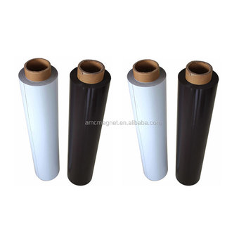 Magnetic roll material/ magnetic sheet roll/ rubber magnet