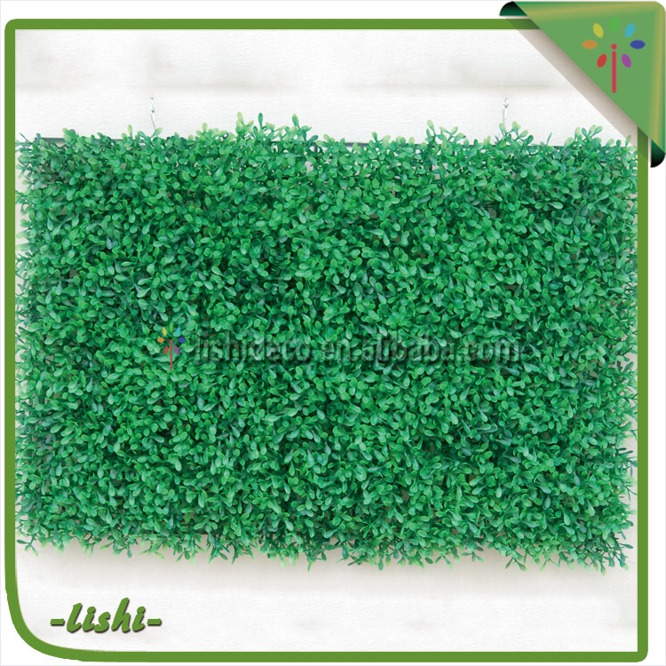 2017 hot sale cheap new design Different kinds of milan grass artificial boxwood