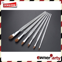 New Arrival 6pcs/Set Art Paint Brush
