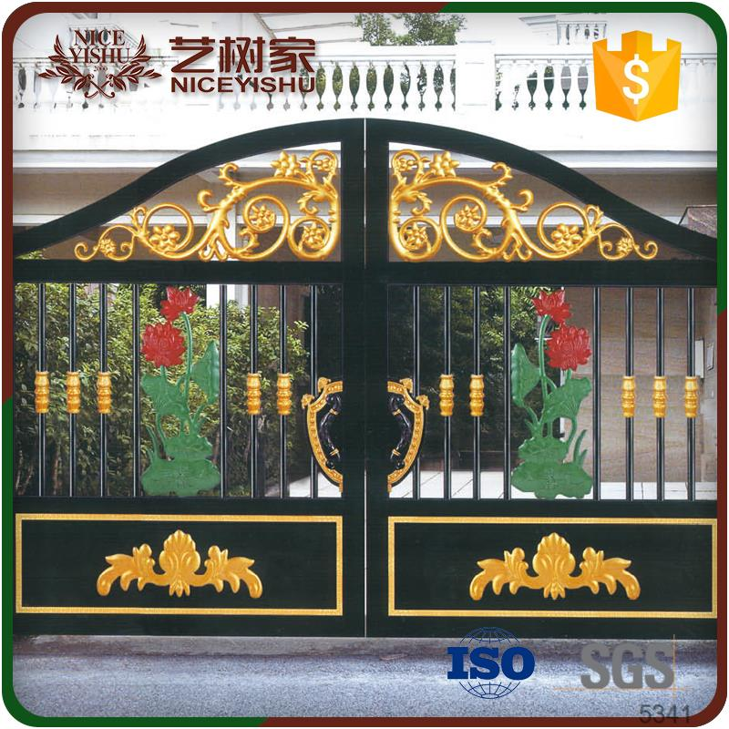 New Design Exterior Cheap Used Colour For Wrought Iron/ Luxury ...