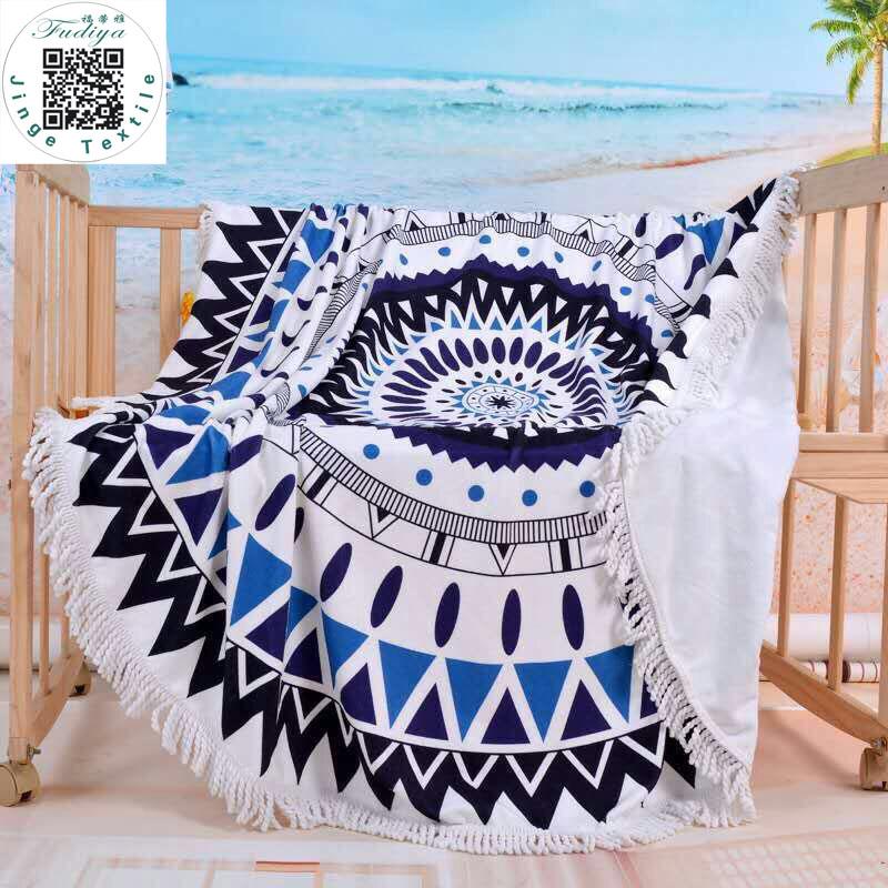 ronde serviettes de plage achetez des lots petit prix ronde serviettes de plage en provenance. Black Bedroom Furniture Sets. Home Design Ideas