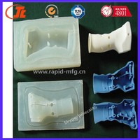 Silicone Rubber Mold and Vacuum Casting is for short-run production and soft rubber part manufacturing. Firstly