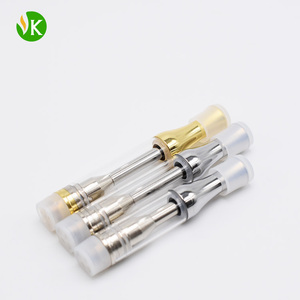 Amazon top seller meth vaporizer 0.5ml 1ml tank thick oil cartridge top refill cbd oil pen cartridges