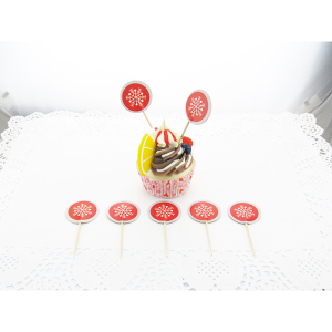 Cupcake Topper Picks for Cupcake Topping Decorating