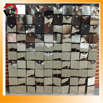 Abstract Mirror Wall Decor Mosaic Effect Wall Board - Buy Wall Board ...