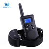 New Pet Dog Training Products Remote Vibrating Dog Training Shock Collar Anti Bark Collar Rechargeable