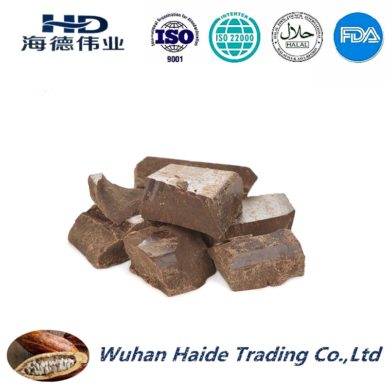 Cocoa Liquor/Cocoa Mass chocolate raw material