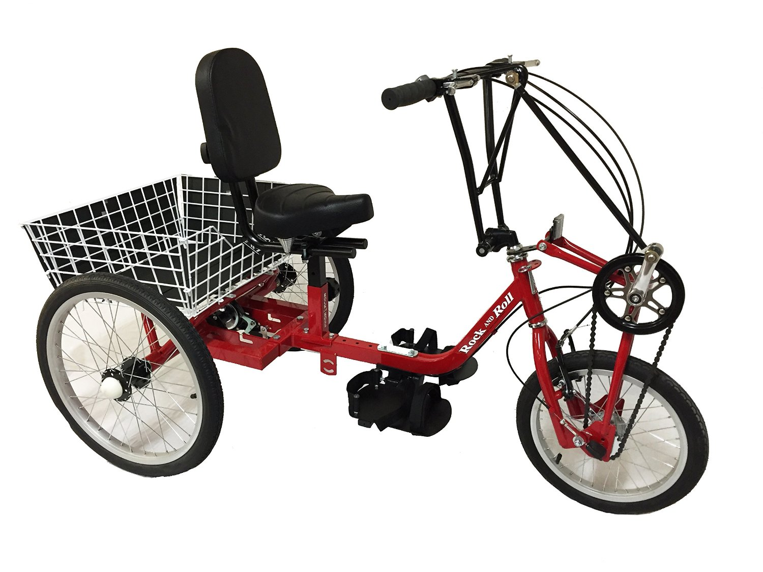 Junior Special Needs Hand Powered Cycle