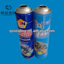 Aerosol packaging cans